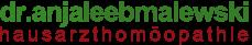 Dr. Anja Leeb-Malewski Logo